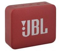 Беспроводная колонка JBL GO 2, красная