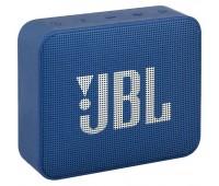 Беспроводная колонка JBL GO 2, синяя
