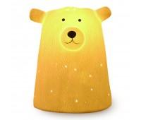 Светильник керамический «Мишка»