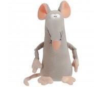 Мягкая игрушка «Мышонок Dude», серо-розовый