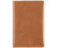 Обложка для паспорта Apache, светло-коричневая (camel)