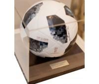 Футбольный мяч с автографом Луки Модрича