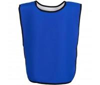Манишка Outfit, двусторонняя, белая с синим