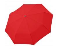 Зонт складной Carbonsteel Magic, красный