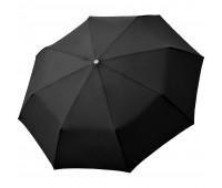 Зонт складной Carbonsteel Magic, черный