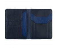Автобумажник Hakuna Matata, синий с ярко синим