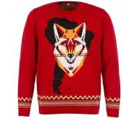 Джемпер Totem Fox, красный