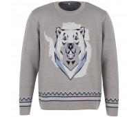 Джемпер Totem Bear, серый
