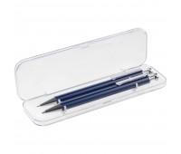 Набор Attribute: ручка и карандаш, синий