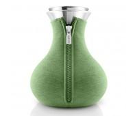 Чайник заварочный Tea Maker в чехле, светло-зеленый