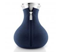 Чайник заварочный Tea Maker в чехле, темно-синий
