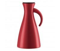 Термокувшин Vacuum, высокий, глянцевый красный