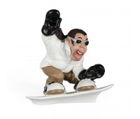 Статуэтка «Сноубордист»