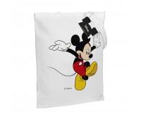 Холщовая сумка «Микки Маус. Fun», белая