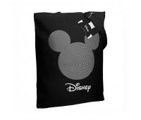 Холщовая сумка «Микки Маус. Oh, Boy», черная