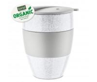 Термокружка Aroma To Go 2.0 Organic, серая