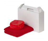 Набор Snack Back, красный