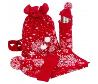 Набор Snow Fairy, красный