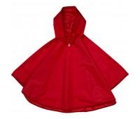 Дождевик детский Rainman Poncho Kids, красный
