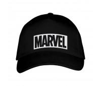 Бейсболка Marvel, черная