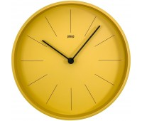 Часы настенные Ozzy, желтые