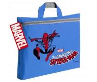 Сумка-папка Amazing Spider-Man, синяя