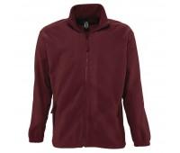 Куртка мужская North 300, бордовая