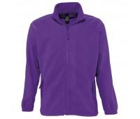 Куртка мужская North 300, фиолетовая