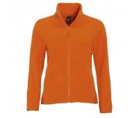 Куртка женская North Women, оранжевая