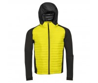 Куртка NEW YORK MEN, желтый неон