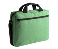 Конференц-сумка Unit Member, зеленая