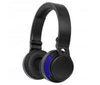 Bluetooth наушники Dubstep с синей отделкой