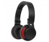 Bluetooth наушники Dubstep с красной отделкой