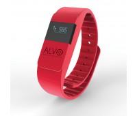 Фитнес-браслет Keep Fit, красный