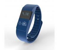 Фитнес-браслет Keep Fit, синий
