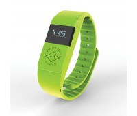 Фитнес-браслет Keep Fit, зеленый