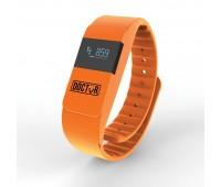 Фитнес-браслет Keep Fit, оранжевый