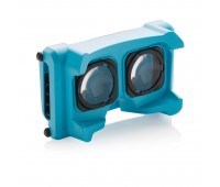 Складные очки Virtual reality, синий