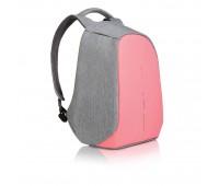 Рюкзак Bobby Compact с защитой от карманников, розовый