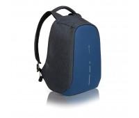 Рюкзак Bobby Compact с защитой от карманников, темно-синий