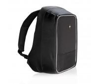Рюкзак для ноутбука Swiss Peak с защитой от карманников
