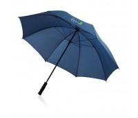 "Зонт-трость антишторм  Deluxe 30"", темно-синий"