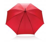 """Автоматический зонт-трость, 23"""", красный"""