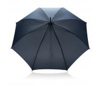 """Автоматический зонт-трость, 23"""", темно-синий"""